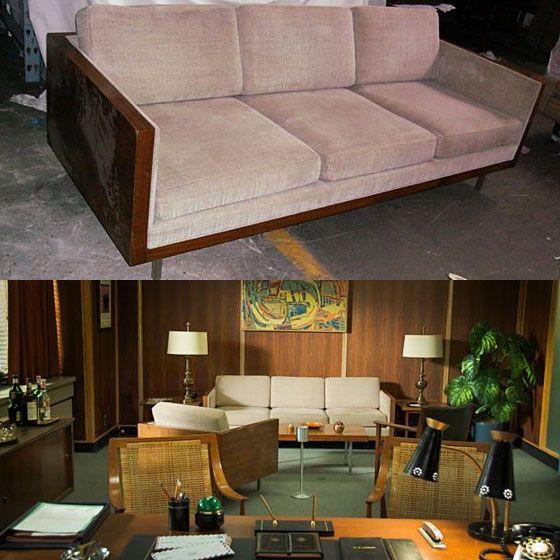 Don Draperu0027s Sofa