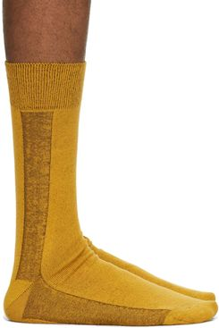 Issey Miyake Border Socks