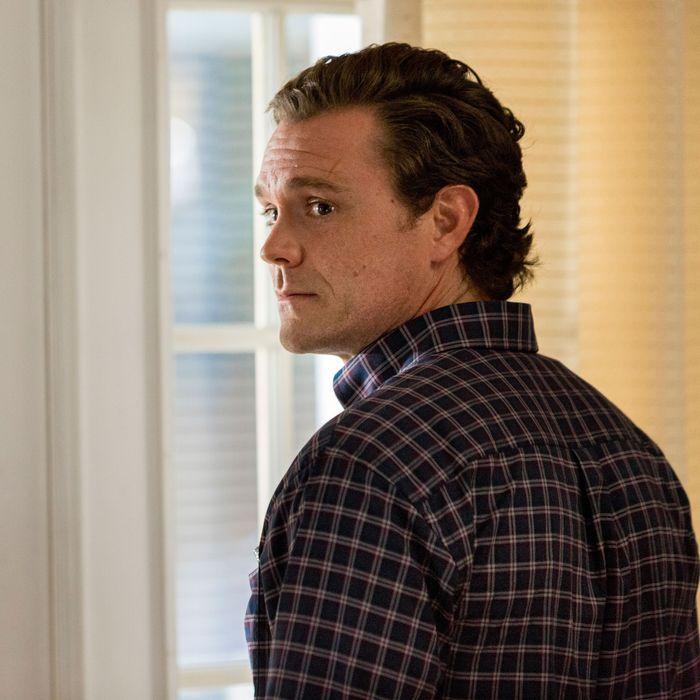Clayne Crawford as Ted Talbot Jr.- Rectify _ Season 4, Episode 5 - Photo Credit: Jackson Lee Davis/Sundance TV