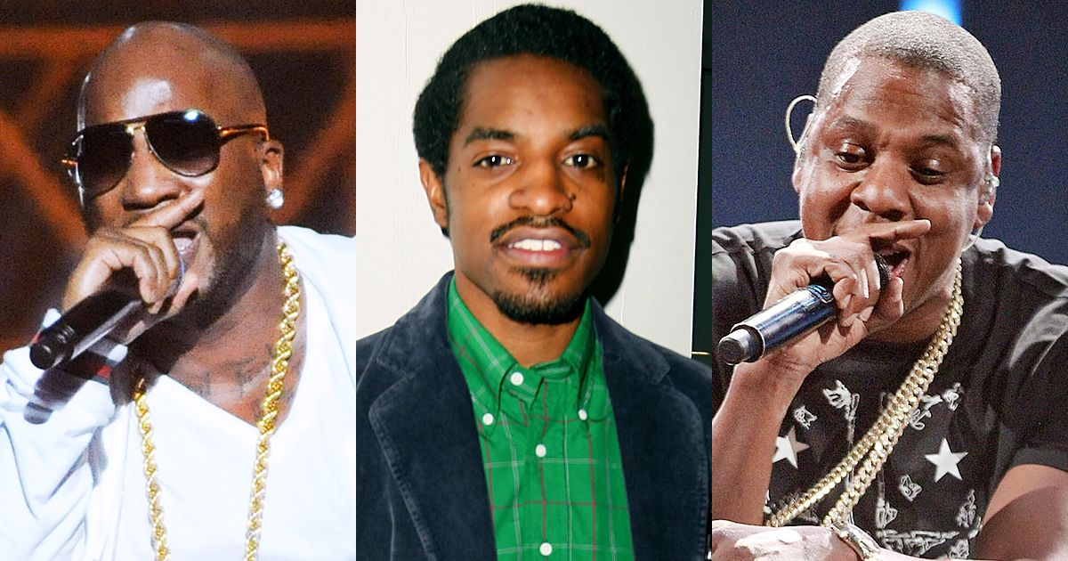 Young Jeezy Gets Andre 3000 and Jay-Z to Commit