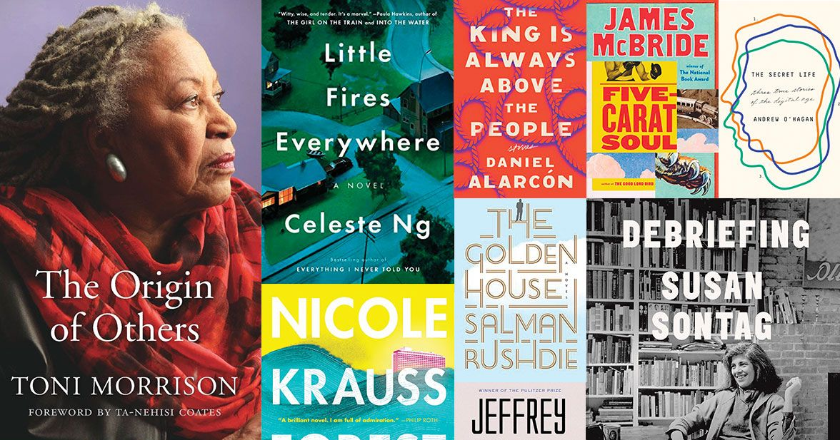 44 New Books to Read This Fall