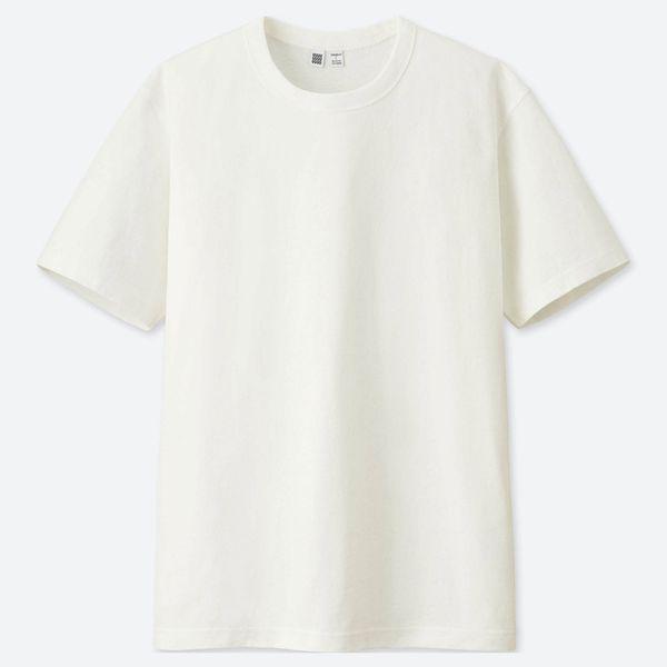 Uniqlo U Crew-Neck Short-Sleeved T-shirt