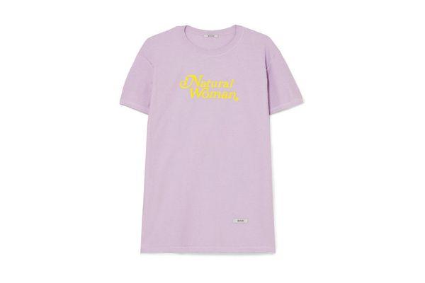 BLOUSE printed T-shirt