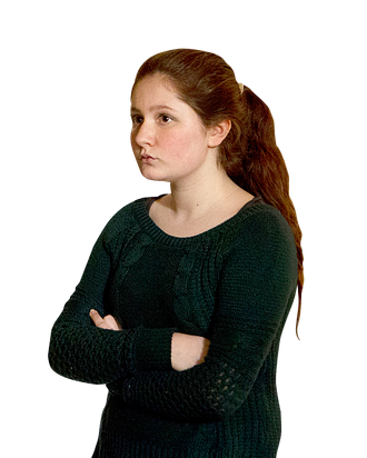 Emma Kenney as Debbie Gallagher in Shameless (Season 4, episode 10) - Photo: Sonja Flemming/SHOWTIME - Photo ID: shameless_410_4055