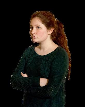 Emma Kenney as Debbie Gallagher in Shameless (Season 4, episode 10) - Photo: Sonja Flemming/SHOWTIME - Photo ID: shameless_410_4055