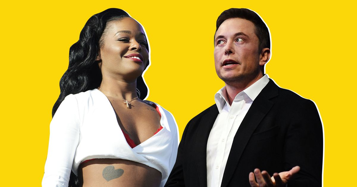 What the Hell Is Going on With Azealia Banks and Elon Musk