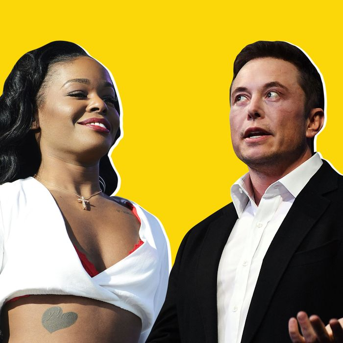 What The Hell Is Going On With Azealia Banks And Elon Musk Even
