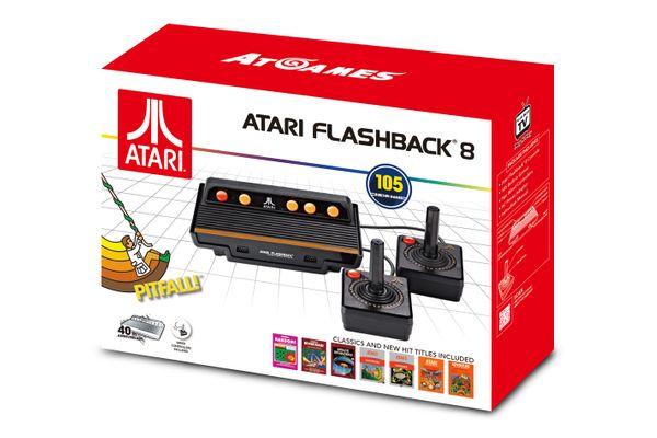 ATG Atari Flashback 8