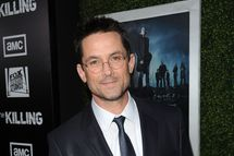 Actor Billy Campbell arrives at AMC's 'The Killing' Season 2 Los Angeles Premiere at ArcLight Cinemas on March 26, 2012 in Hollywood, California.