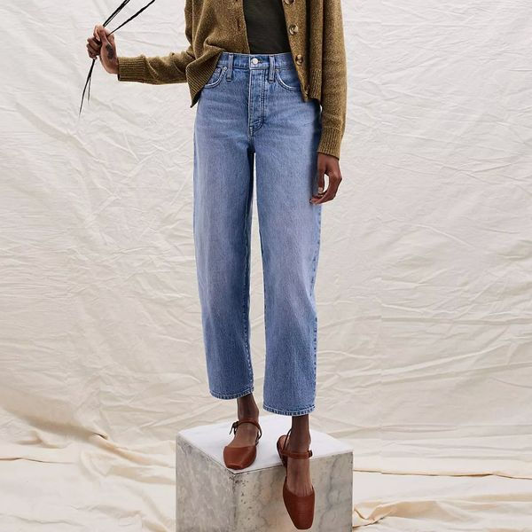 Balloon Jeans in Hewes Wash