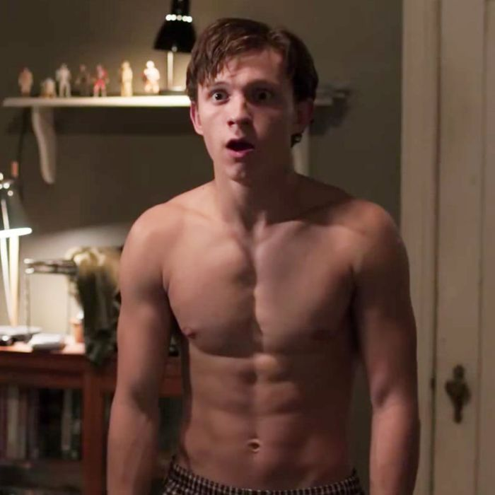 Tom Holland Sixpack