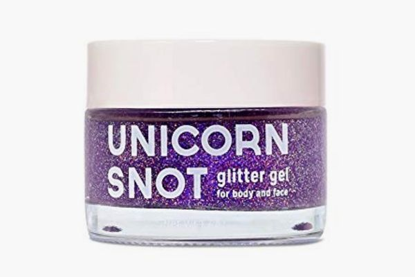 Unicorn Snot Holographic Body Glitter Gel