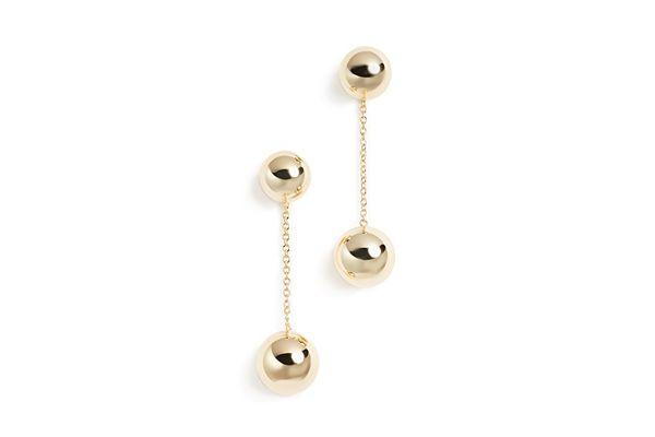 Gorjana Double Drop Earrings