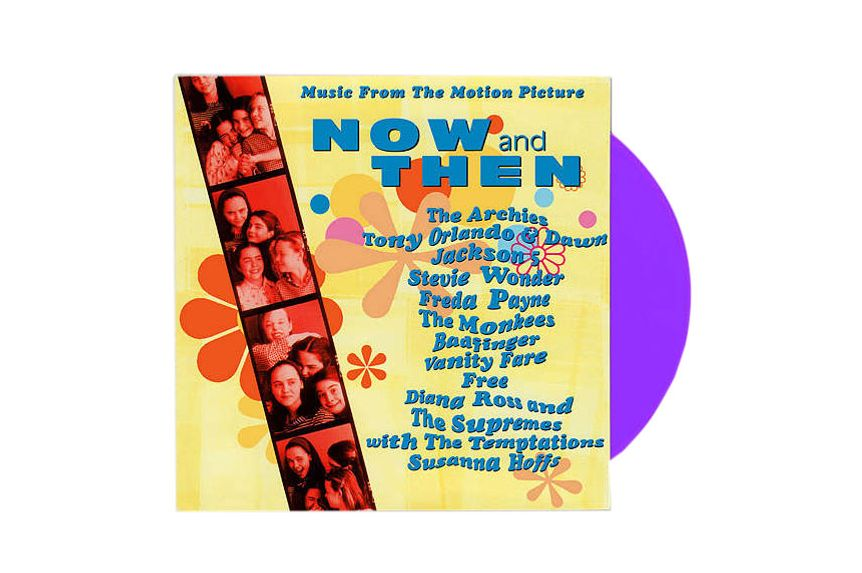 Now and Then Soundtrack LP