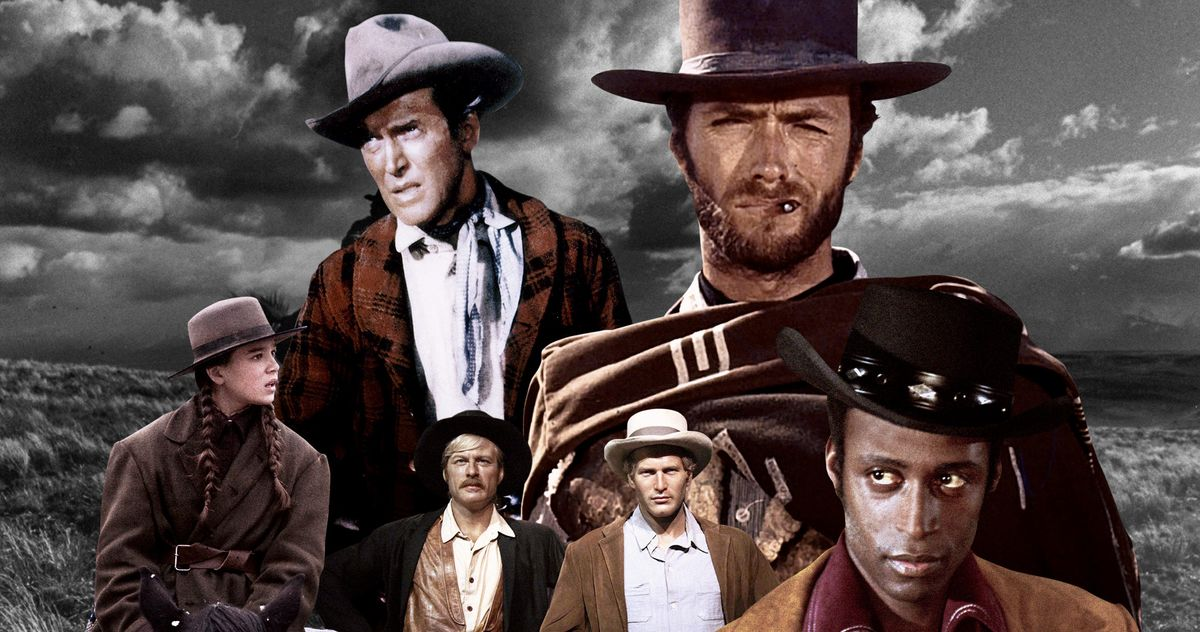 The 50 Greatest Western Movies of All Time
