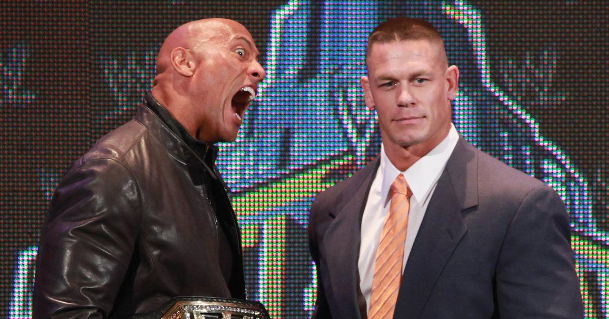 John Cena Replaces Dwayne Johnson in 'The Janson Directive'