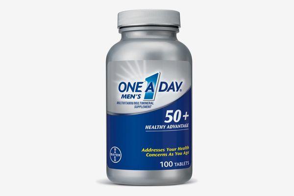 One A Day Men's 50+ Healthy Advantage Multivitamin