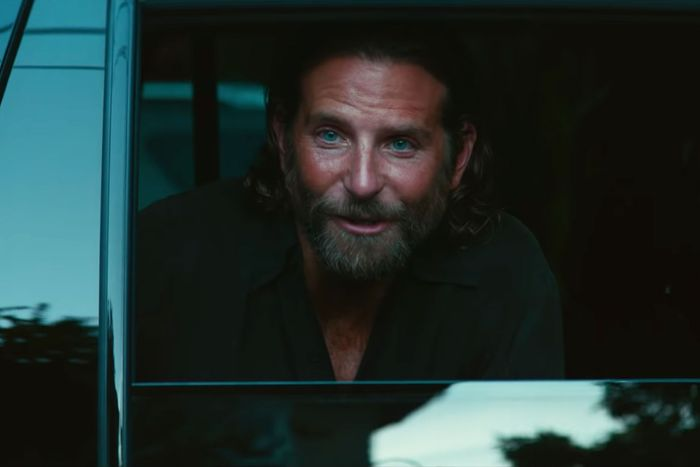 Bradley Cooper in A Star is Born.