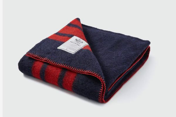 Woolrich Huckberry Exclusive Camp Blanket