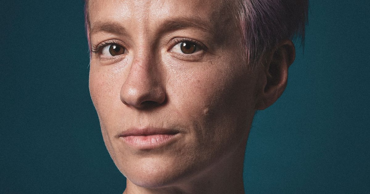 Megan Rapinoe Landed Her First Luxury Ad Campaign