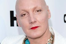 """LOS ANGELES, CA - JULY 07:  Television personality James St. James arrives at the 2011 Outfest opening night gala premiere of """"Gun Hill Road"""" at the Orpheum Theatre on July 7, 2011 in Los Angeles, California.  (Photo by Amanda Edwards/FilmMagic)"""