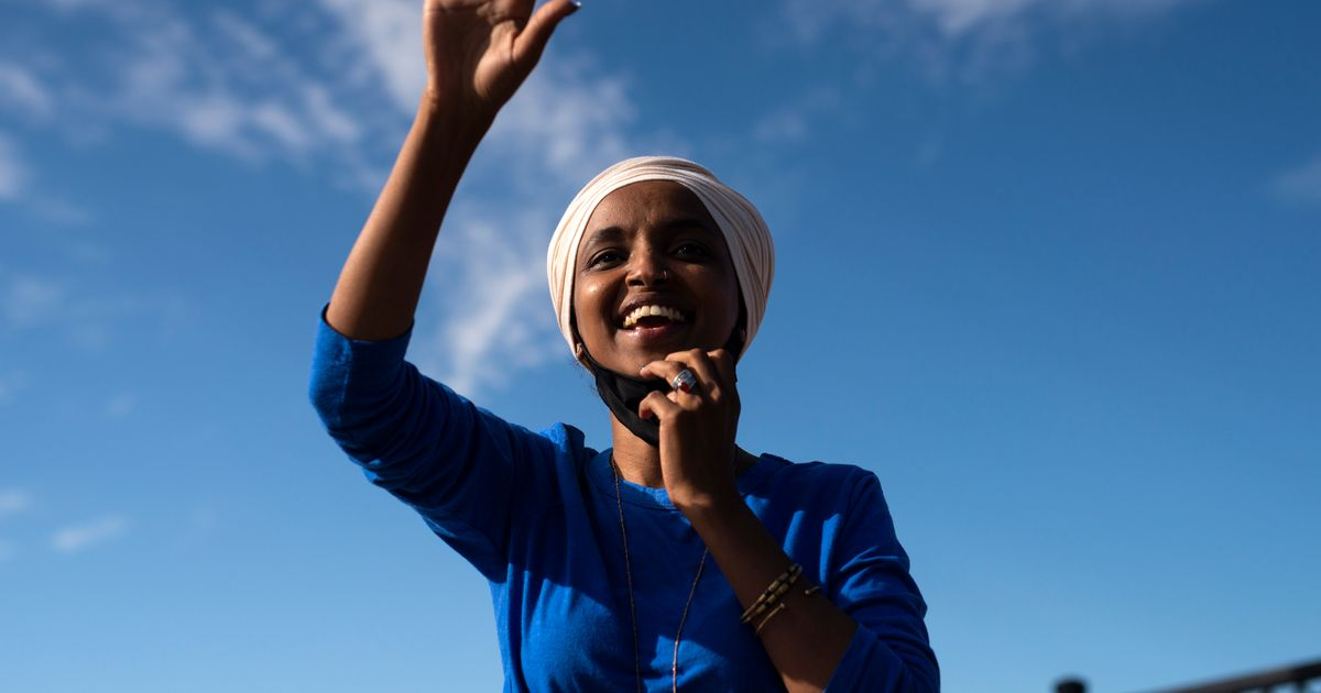 Ilhan Omar Wins Democratic Primary in MinnesotaIlhan Omar Primary 2020
