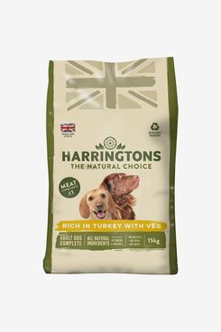 Harringtons Natural Choice Turkey and Veg, 15kg