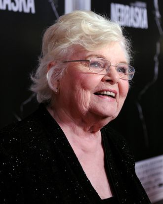 Actor June Squibb attends the