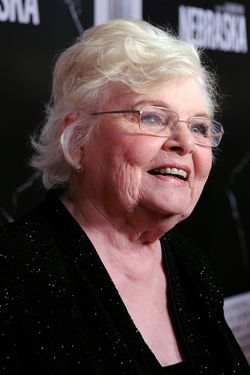 "Actor June Squibb attends the ""Nebraska"" special screening at Paris Theater on November 6, 2013 in New York City."