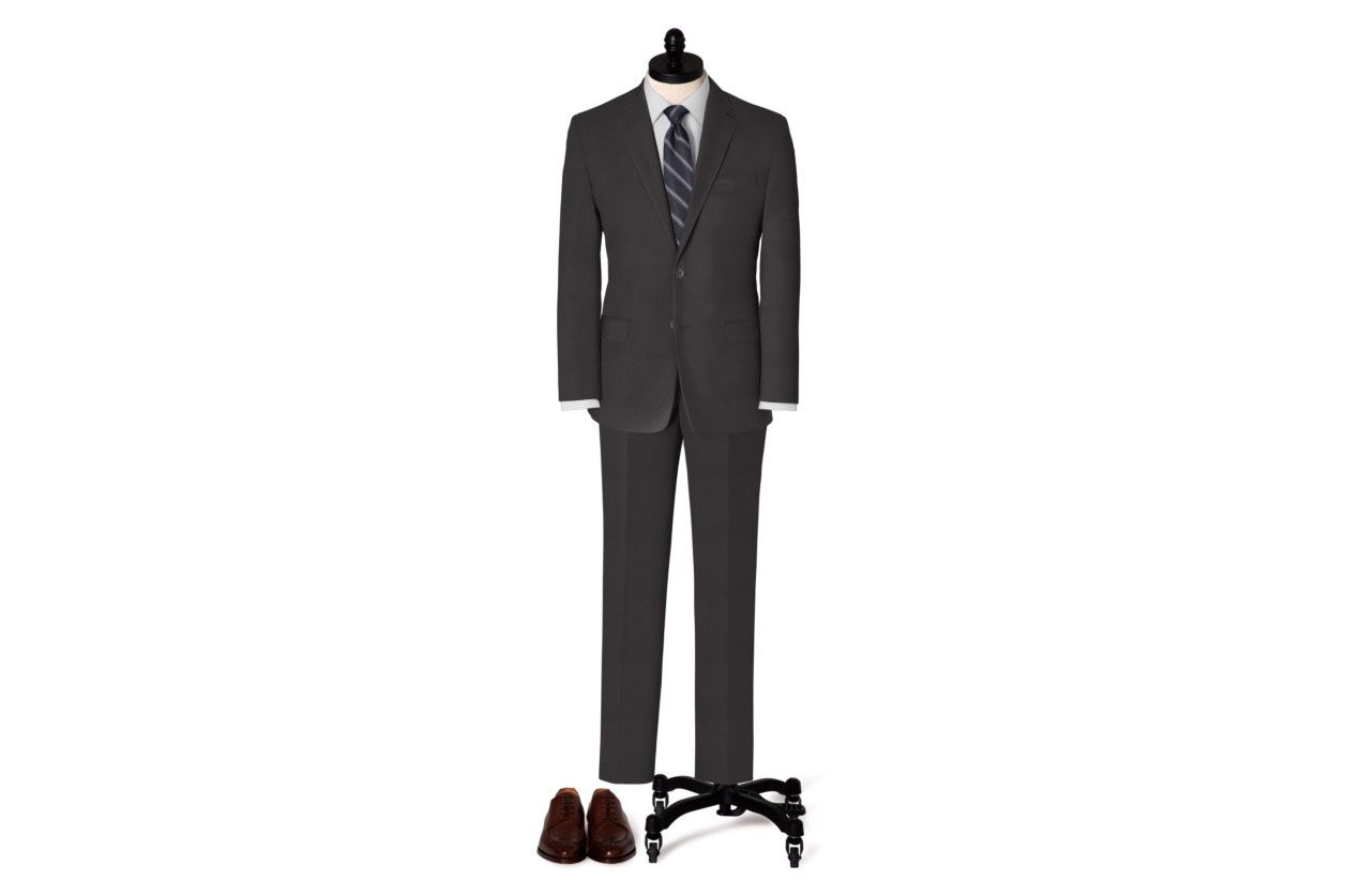 Brooks Brothers Milano Suit