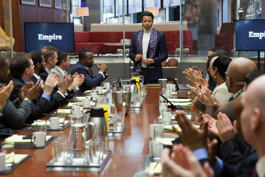 EMPIRE: ?2014 Fox Broadcasting Co. CR: Chuck Hodes/FOX