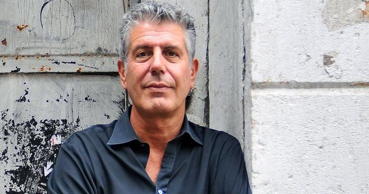 Anthony Bourdain Wrote the Recipe for Food Television, But There's No Substitute for Him