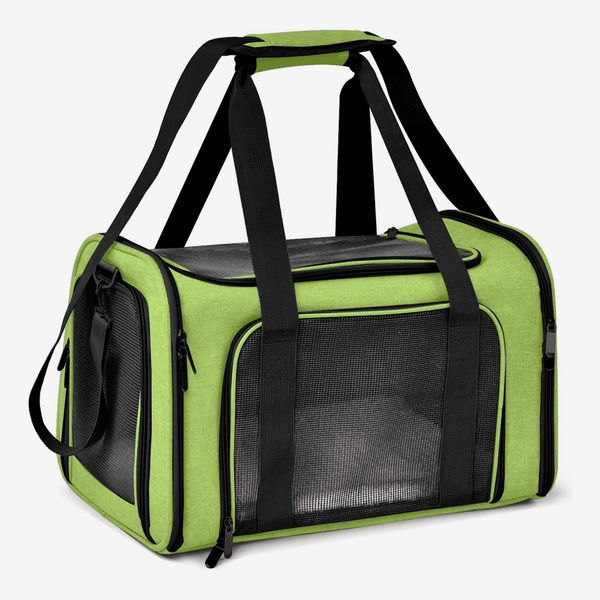 Henkelion Soft-Sided Collapsible Cat Carrier