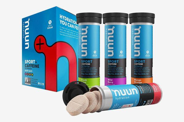Nuun Sport + Caffeine: Sport Hydration Tablets