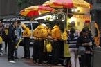 Halal Guys Sue Knockoff Gyro Cart Staffed With Imposter Halal Guys