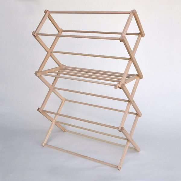 Benson Wood Products Large Clothes Drying Rack
