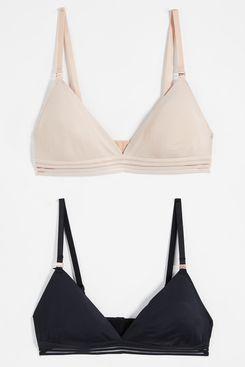 Real Underwear Core Essentials Bralette Pack