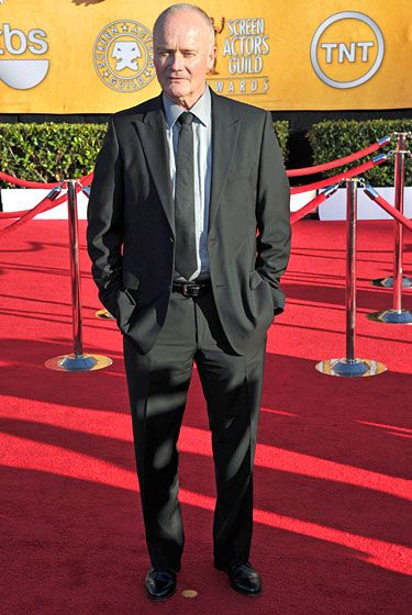 LOS ANGELES, CA - JANUARY 29:  Actor Creed Bratton arrives at the 18th Annual Screen Actors Guild Awards at The Shrine Auditorium on January 29, 2012 in Los Angeles, California.  (Photo by Alberto E. Rodriguez/Getty Images)