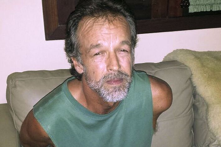 Victor Barnard allegedly raped his