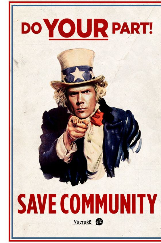 Community Do Your Part  Poster