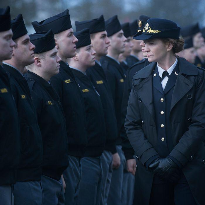 Joan Allen in a scene from Netflix's