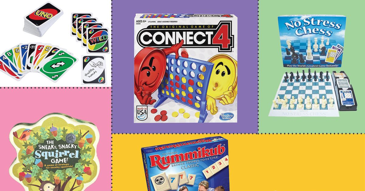 The Best Board Games for Kids, According to Hyperenthusiastic Amazon Reviewers