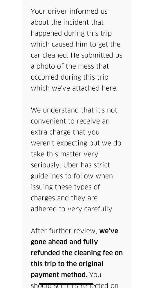 Vomit Fraud Beware Uber Drivers Fake Puke Claims