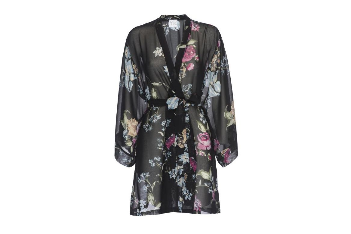 Helena Quinn Sheer Kimono