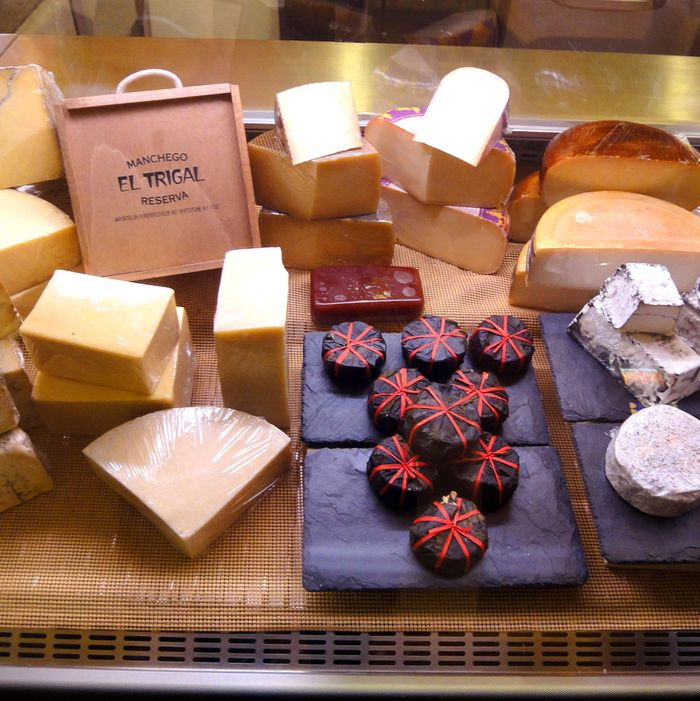 Mmm, cheese.