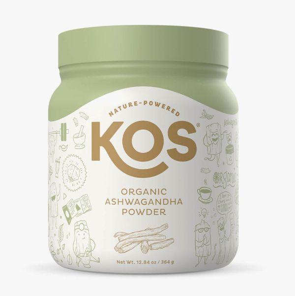 KOS Organic Ashwagandha Root Powder