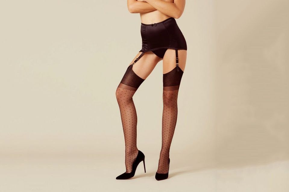 Agent Provocateur Onix Stocking