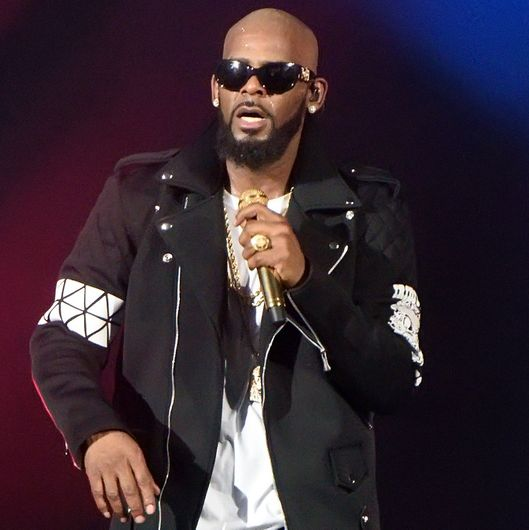 "R. Kelly ""The Buffet"" Tour - Chicago, Illinois"
