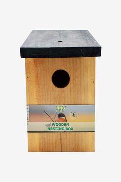 Handy Home and Garden Wooden Bird House