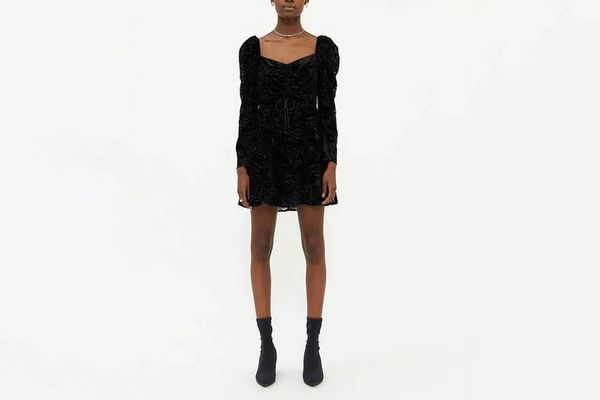 Which We Want Rebecca Mini Dress